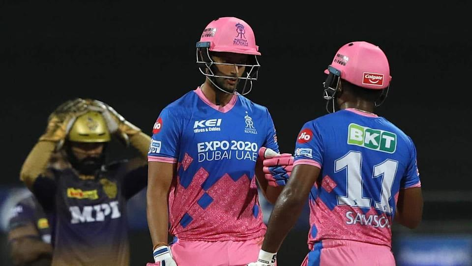 IPL 2021, RR beat KKR at the Wankhede: Records broken