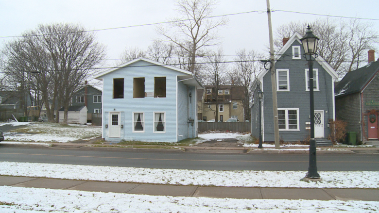 19th-century homes to be demolished in Charlottetown