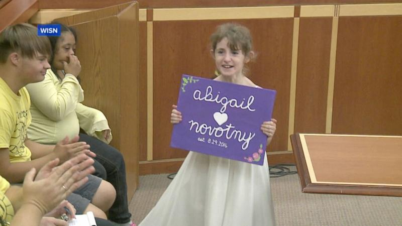 Students Attend Court to See Classmate Adopted Into Forever Home