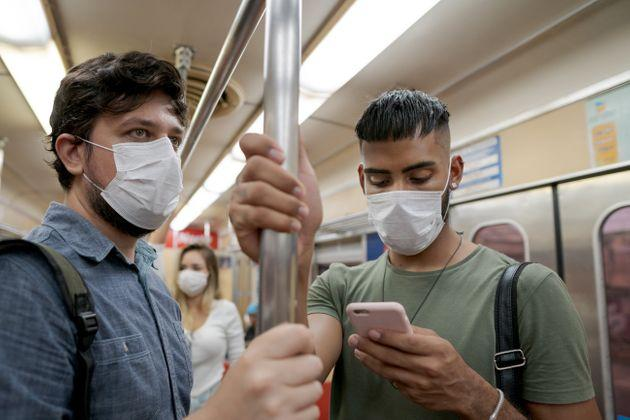 Masks are already required or encouraged on public transit in many cities across Canada.
