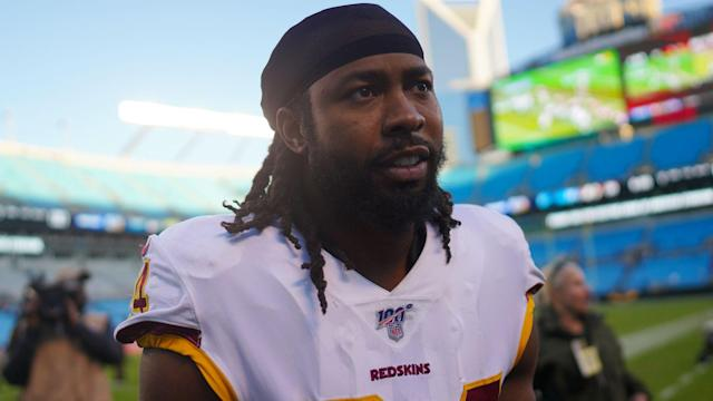 Cornerback Josh Norman will not work under former Carolina Panthers head coach Ron Rivera in Washington after he was released on Friday.