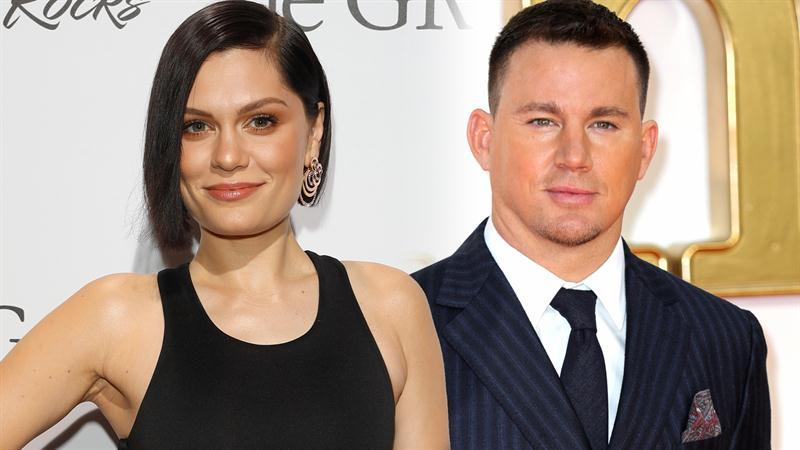 Hollywood Actor Channing Tatum Goes Completely Naked On