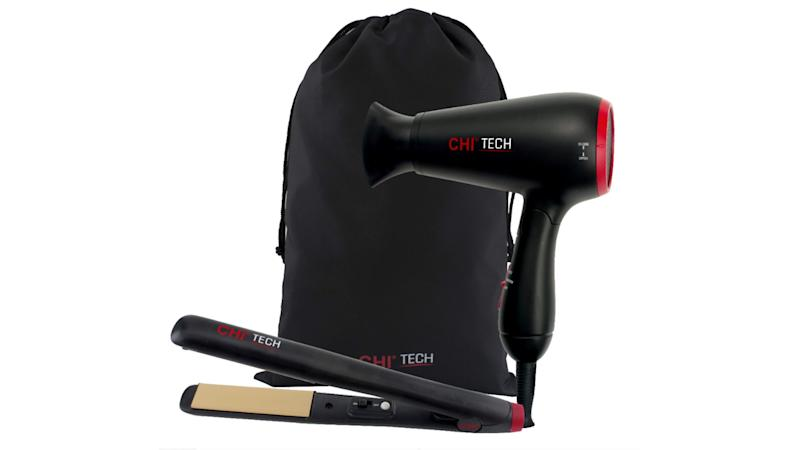 CHI Tech 2-piece Travel Set. (Photo: Walmart)