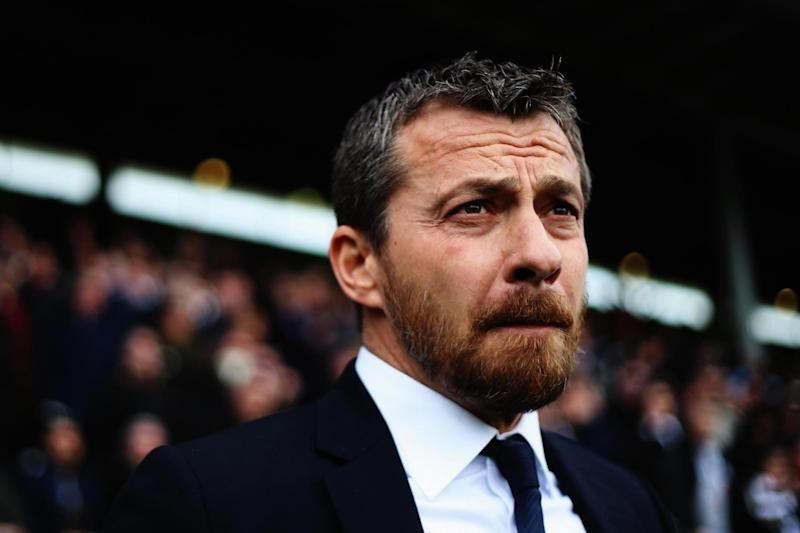 Play-off push: Slavisa Jokanovic: Getty Images