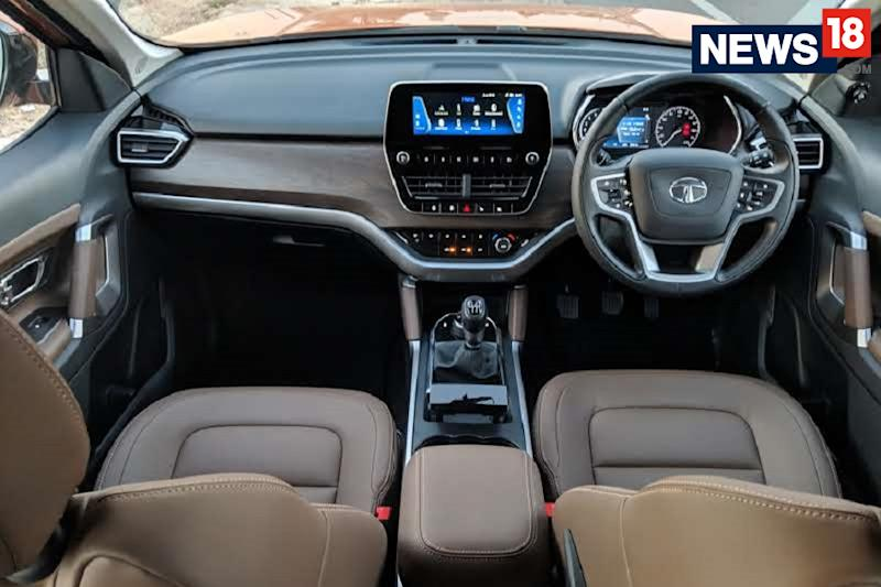 Tata Harrier SUV. (Image: News18.com)