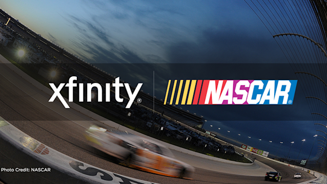 It's official: Xfinity Series to replace Nationwide Series in 2015