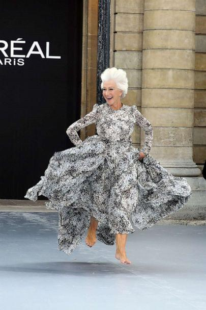 Paris Fashion Week 2019 From Cardi B S Floral Faced Look