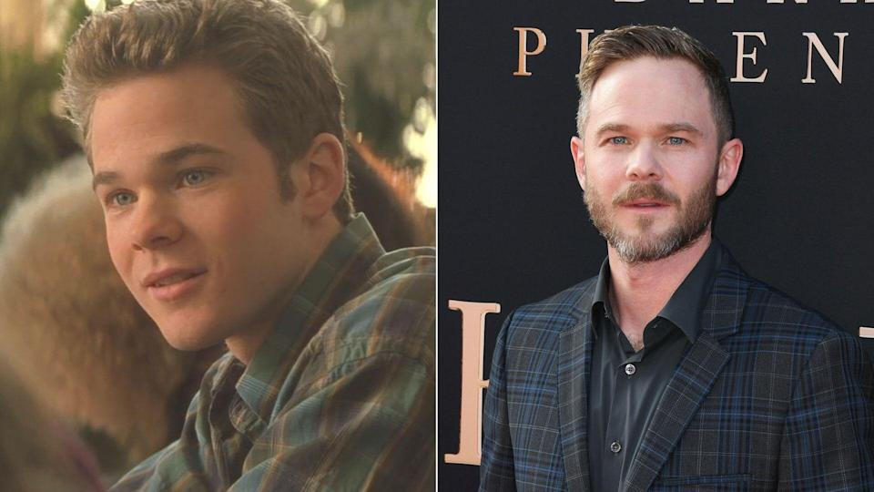 Shawn Ashmore - Bobby Drake/Iceman - pictured in <i>X-Men</i> and at the US premiere of Dark Phoenix.
