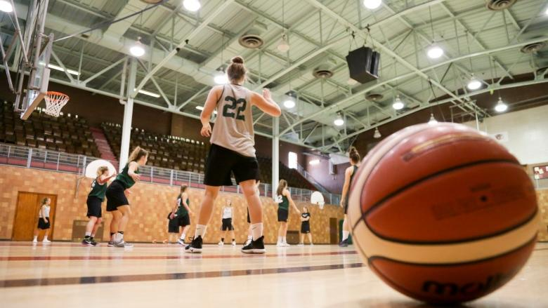 National basketball championships bring future stars to Fredericton