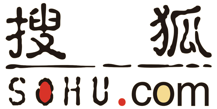 Sohu.com's logo in graphical and text form.