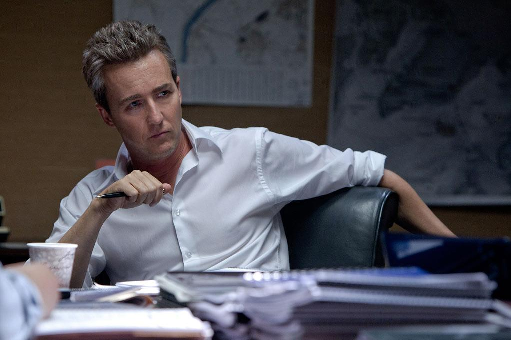 "Edward Norton in Universal Pictures' ""The Bourne Legacy"" - 2012"