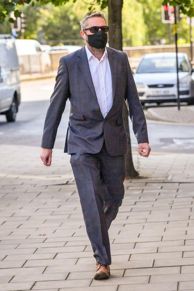 Bristol Crown Court heard Lee Hawthorne is now unemployed after committing his crimes (Ben Birchall/PA)