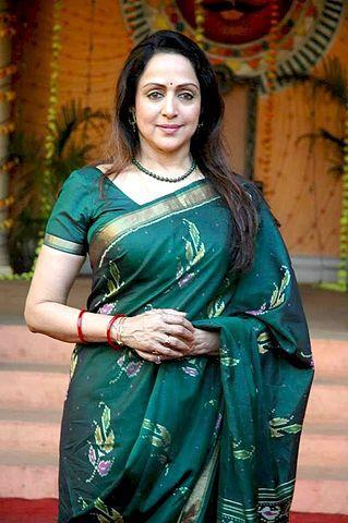 <p>After a hugely successful career in Bollywood, it was at co-star Vinod Khanna's insistence that the dream girl Hema Malini entered politics. She campaigned for Khanna in the 1999 Lok Sabha elections in Gurdaspur. She served as an MP from 2003 to 2009, nominated to the upper house by the then President Dr APJ Abdul Kalam.<br>Hema Malini officially joined BJP in 2004 and in the 2014 general elections, she won the Mathura constituency, defeating incumbent Jayant Chaudhary (RLD) by 3,30,743 votes. She, however, has not been very consistent in Parliament, having attended only 35 percent of Lok Sabha sittings. </p>