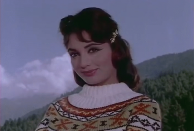 Sadhana's knitwear from the film became extremely popular.