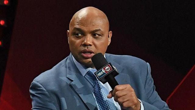 According to analyst Charles Barkley, it won't be the Rockets or LeBron James' Lakers who will overthrow Golden State.