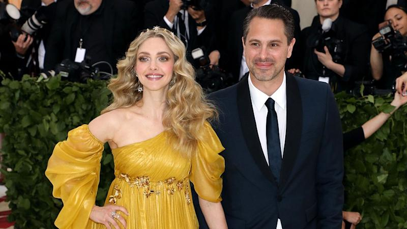 Amanda Seyfried Talks Meeting Thomas Sadoski When He Was Still Married: 'He Never Disrespected His Wife'