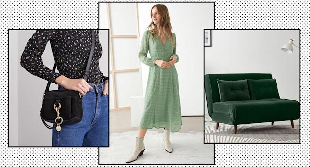 The mid-season sales you should have a scroll through. (Net-A-Porter/ & Other Stories/ Made)