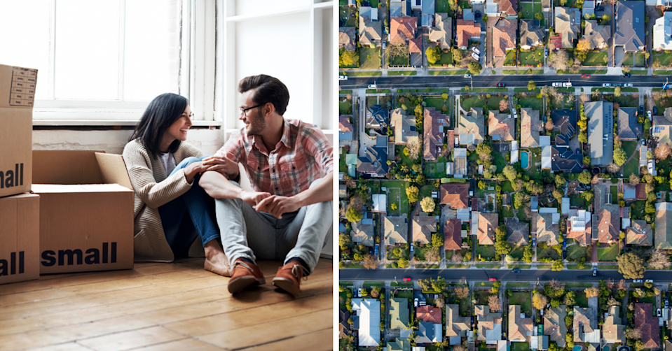 Here's what first home buyers are doing to get in. Images: Getty.