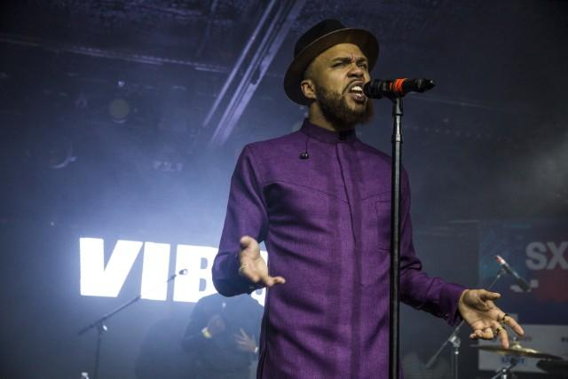 Jidenna Performs At VIBE and Mazda's SXSW 2017 Epic Records Showcase At Empire