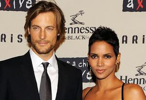Gabriel Aubry, Halle Berry | Photo Credits: Stephen Lovekin/Getty Images