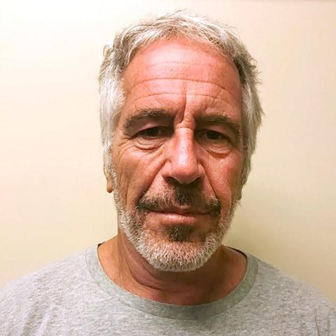 Miss Ransome filed a lawsuit in 2017 against Jeffrey Epstein, Ghislaine Maxwell and three other associates - Credit: New York State Sex Offender Registry