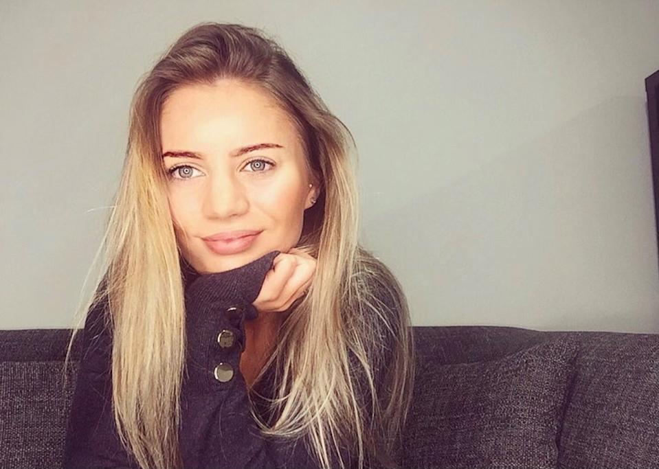 Annabelle Smith, 29, was hired after calling into a panel show on BBC Radio 5 Live. (Annabelle Smith)