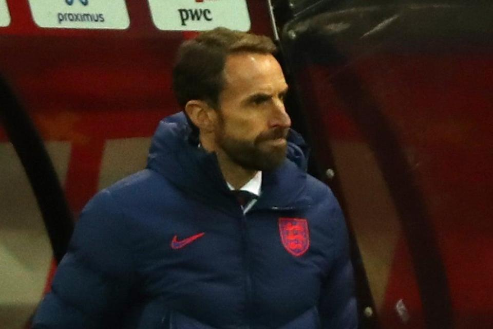 Gareth Southgate is anticipating clubs putting pressure on England players ahead of Wednesday's dead rubber against Iceland (Getty Images)