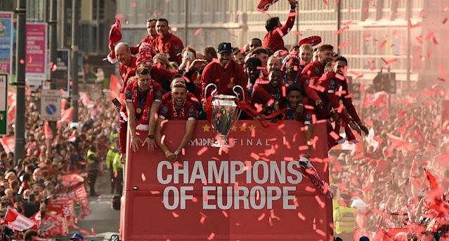 Der FC Liverpool gewann die Champions League 18/19. (Bild: Getty Images)