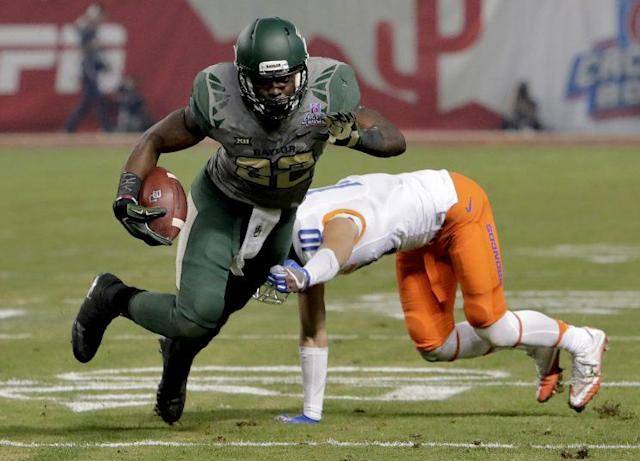 """<a class=""""link rapid-noclick-resp"""" href=""""/ncaaf/players/239138/"""" data-ylk=""""slk:Terence Williams"""">Terence Williams</a> led Baylor with 1,048 yards last season. (AP)"""