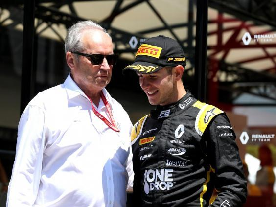 Anthoine Hubert died during the F2 Belgian Grand Prix feature race (Getty)