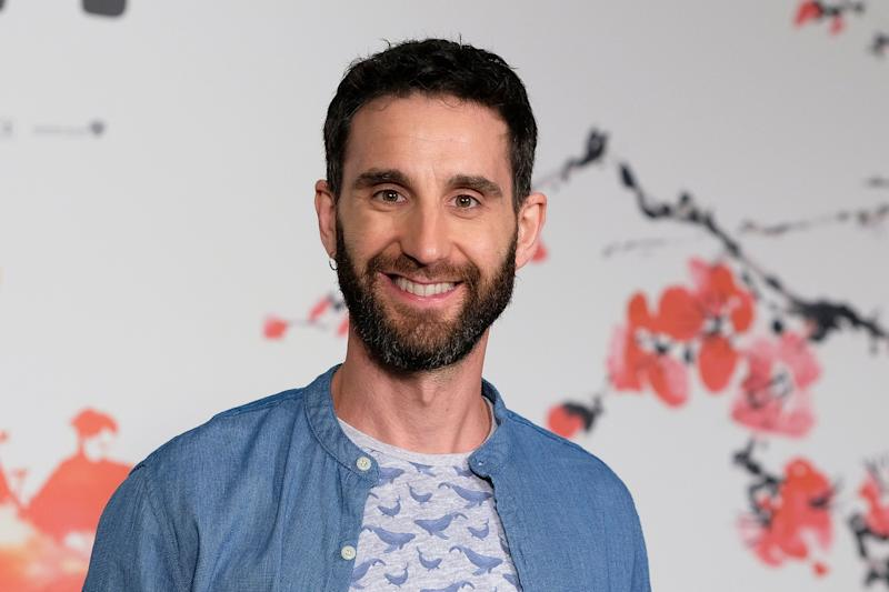 """Actor Dani Rovira attends """"Los Japon"""" photocall at Hotel Urso on June 25, 2019 in Madrid, Spain. (Photo by Oscar Gonzalez/NurPhoto via Getty Images) (Photo: NurPhoto via Getty Images)"""