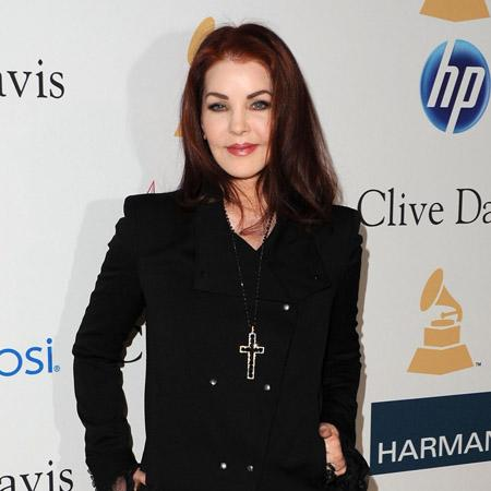 Priscilla Presley: Glee should cover Elvis