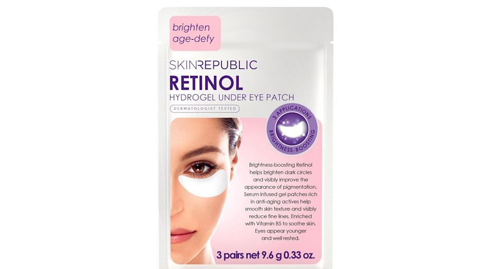 Skin Republic Retinol Hydrogel Under Eye Patches
