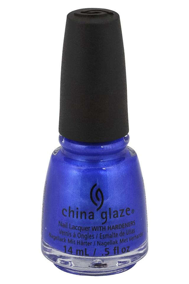 "<p><strong>China Glaze</strong></p><p>ulta.com</p><p><strong>$7.50</strong></p><p><a href=""https://go.redirectingat.com?id=74968X1596630&url=https%3A%2F%2Fwww.ulta.com%2Fnail-lacquer-with-hardeners%3FproductId%3DVP12102&sref=http%3A%2F%2Fwww.cosmopolitan.com%2Fstyle-beauty%2Fbeauty%2Fg30756911%2Fblue-nail-polish-colors-ideas%2F"" target=""_blank"">Shop Now</a></p><p>Into more moody blues? Go for this <em>super </em><em></em>deep-blue nail polish, which is formulated with a <strong>blend of polymers that help give you a long-lasting, chip-free <a href=""https://www.cosmopolitan.com/style-beauty/beauty/a30172434/manicure-types-guide/"" target=""_blank"">mani</a>.</strong></p>"
