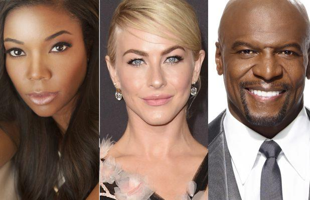 Agt Shakeup Terry Crews To Host Julianne Hough Gabrielle Union