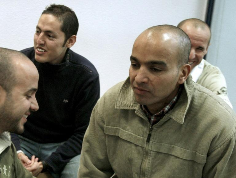 42,924-year sentence: Otman el Gnaoui, one of the Islamists convicted of the 2004 Madrid train bombings