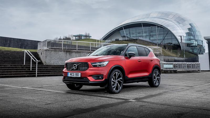 Volvo removes diesel-powered XC40 models from sale
