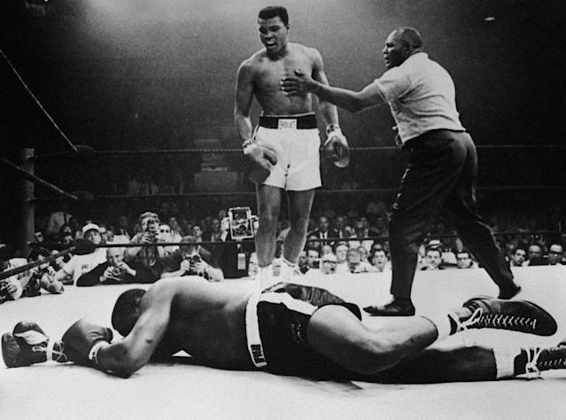 'The Greatest' started his career as a surprise Gold Medal-winner (AFP Photo/-)
