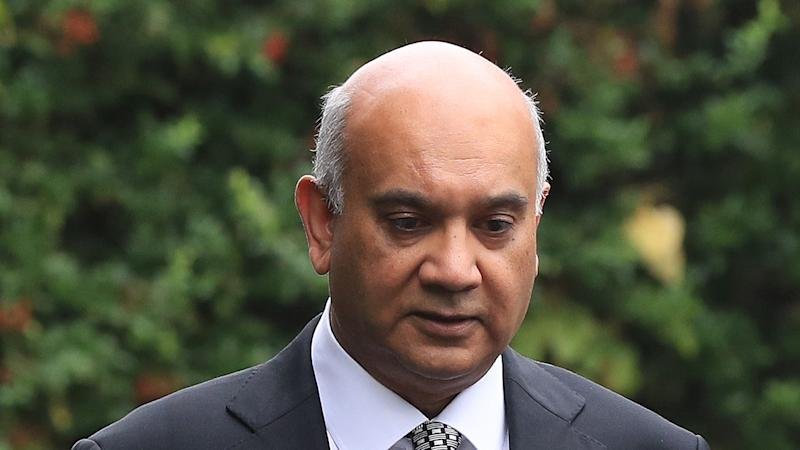 Police investigate assault claim at venue of ex-MP Keith Vaz's political return