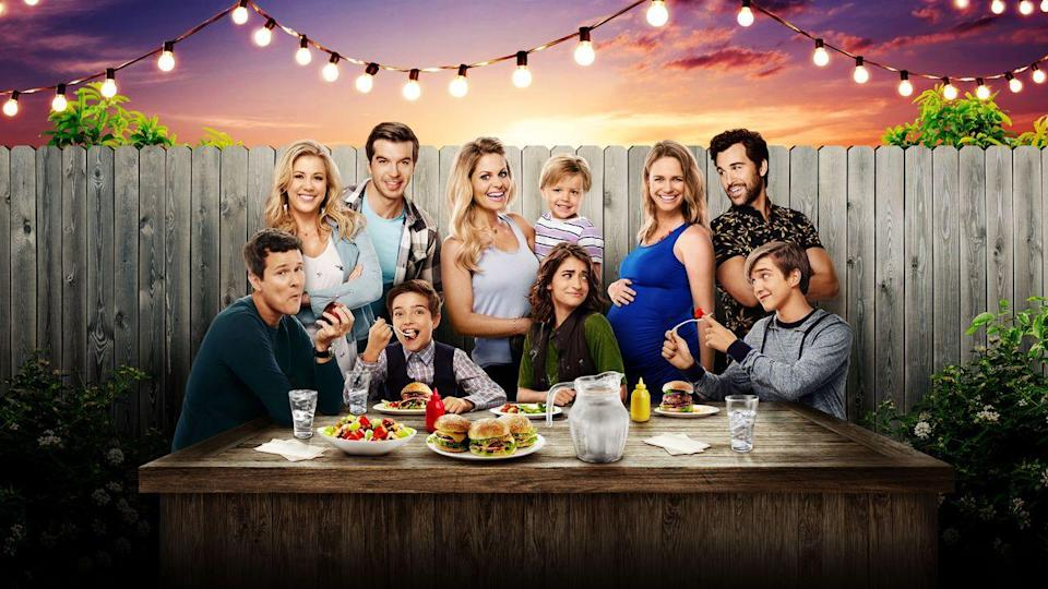 """<p>Your tweens might not have been around to see the original <em>Full House</em> in all its '90s glory, but there are so many kids in this show, they'll have plenty of points of identification to start appreciating the Tanner family now. The second half of the <a href=""""https://www.goodhousekeeping.com/life/entertainment/a26827333/fuller-house-season-5-cast-episodes-release-date/"""" rel=""""nofollow noopener"""" target=""""_blank"""" data-ylk=""""slk:fifth and final season"""" class=""""link rapid-noclick-resp"""">fifth and final season</a> also debuted in June.</p><p><a class=""""link rapid-noclick-resp"""" href=""""https://www.netflix.com/watch/80221419"""" rel=""""nofollow noopener"""" target=""""_blank"""" data-ylk=""""slk:WATCH NOW"""">WATCH NOW</a></p><p><strong>RELATED: </strong><a href=""""https://www.goodhousekeeping.com/life/entertainment/a29960541/fuller-house-season-5-ending/"""" rel=""""nofollow noopener"""" target=""""_blank"""" data-ylk=""""slk:The Actual Reason Why 'Fuller House' Is Ending on Netflix After Season 5"""" class=""""link rapid-noclick-resp"""">The Actual Reason Why 'Fuller House' Is Ending on Netflix After Season 5</a></p>"""