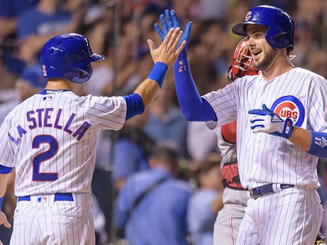 """<p>My pre-season MLB over/under picks—<a href=""""https://www.si.com/mlb/2017/03/06/mlb-over-under-team-wins"""" rel=""""nofollow noopener"""" target=""""_blank"""" data-ylk=""""slk:published in early March"""" class=""""link rapid-noclick-resp"""">published in early March</a>, in which I predicted which of the league's 30 teams would exceed Vegas's projected wins total and which would fall short—came with a disclaimer: """"Of course, you probably shouldn't act on any of them.""""</p><p>Sorry about that.</p><p>As it turned out, my picks went 21-9 this year. That means that if you had wagered $100 on each, and factor in the oddsmaker's published vigs (which mean that you drop the whole bet if you lose but take home between $71.46 and $100 if you win), you'd currently be $906.59 richer.</p><p>There's more.</p><p>When I tweeted out the story, I included my six """"best bets."""" </p><p>All six of them hit. Had you put down $100 more on a six-team parlay, you'd have won an additional $4,468.07.</p><p>That's a total profit of $5,374.66, which means that you could now buy yourself <a href=""""https://www.truecar.com/used-cars-for-sale/listing/4M2EU47E58UJ06882/2008-mercury-mountaineer/"""" rel=""""nofollow noopener"""" target=""""_blank"""" data-ylk=""""slk:this sweet 2008 Mercury Mountaineer"""" class=""""link rapid-noclick-resp"""">this sweet 2008 Mercury Mountaineer</a>. Just 148,961 miles on that baby.</p><p>Of course, nobody did this, including me. (If you did – ping me at @BenReiter). Still, the lesson? Gambling is easy, and you can never lose.</p><p>Here's when I went right, and where I went wrong.</p><h3><strong>THE GOOD:</strong></h3> <h3><strong>Arizona Diamondbacks</strong></h3><p><strong>Prediction: </strong>OVER 78.5</p><p><strong>2017 Wins: </strong>93</p><p><strong>We said then: </strong>The only good part of a nightmare season like the one the D-Backs had in '16? You have to wake up eventually. Morning could arrive in the form of a healthy A.J. Pollock and a rebounding Zack Greinke, superstars as recently as 2015 who could acc"""