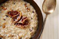 """<a href=""""https://www.bonappetit.com/recipe/oatmeal-cacao-nibs-figs?mbid=synd_yahoo_rss"""" rel=""""nofollow noopener"""" target=""""_blank"""" data-ylk=""""slk:See recipe."""" class=""""link rapid-noclick-resp"""">See recipe.</a>"""