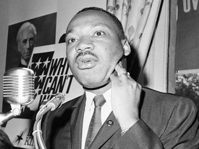 A Tennessee man searching through his attic several months ago discovered a piece of American history:  An audio reel of an unreleased interview with Dr. Martin Luther King conducted by his father for a book project that was never finished.  (Aug. 21)