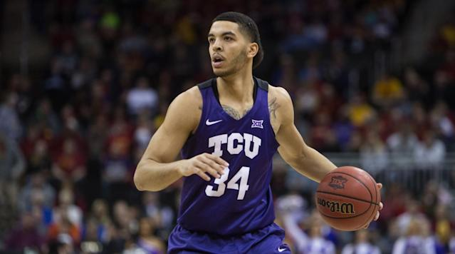 Don't let the haircut fool you—TCU wing Kenrich Williams knows hard times. He returned from injury, he improved his game and he made himself into an NBA prospect.