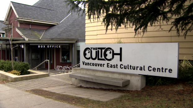 The Cultch is a popular performing arts space in East Vancouver.