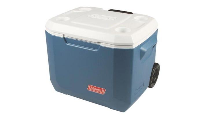 This Coleman cooler is a timeless workhorse, but it works.