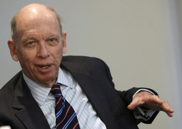 Byron Wien expects that 'triumphant' equity returns are over