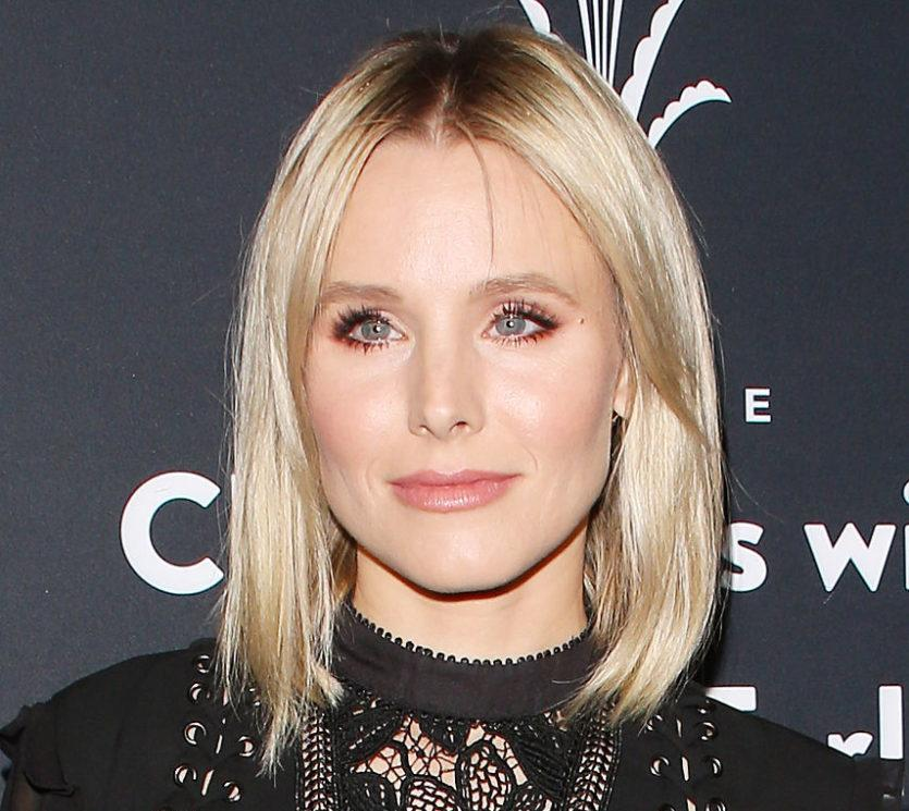 Kristen Bell made an amazing custom ugly sweater, and here's how you can win it!