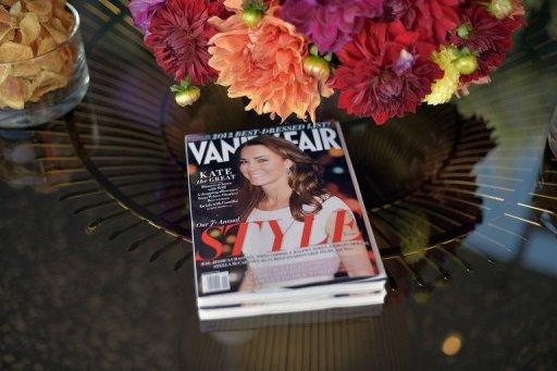 The French version of Vanity Fair, like the US original, will be published monthly with up to 250 pages