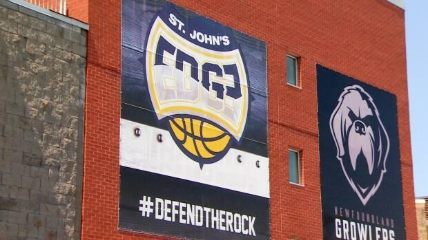 St. John's basketball fans were stunned last week by the news that the Edge will not be returning to Mile One Centre. (John Pike/CBC - image credit)